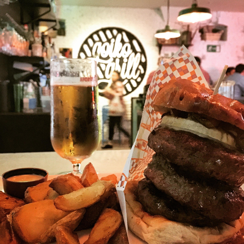Triple camburger | PHOTO VIA  MUCHBITES