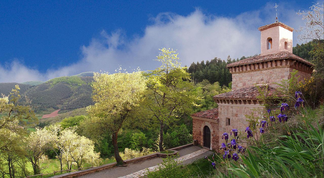 Monestary in La Rioja