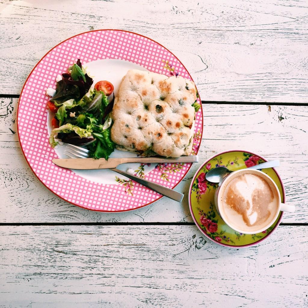 Breakfast at LE Mimé