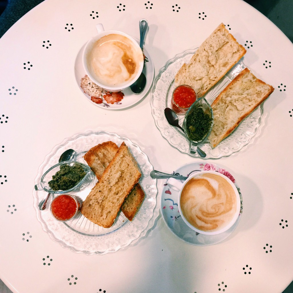 Breakfast at IE Sanna