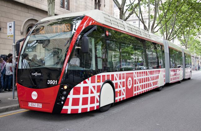 Bus TBM Barcelona LMDES