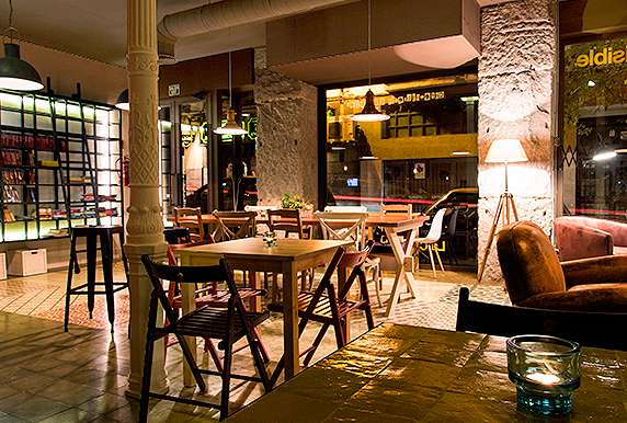 La Ciudad Invisible Madrid LMDES