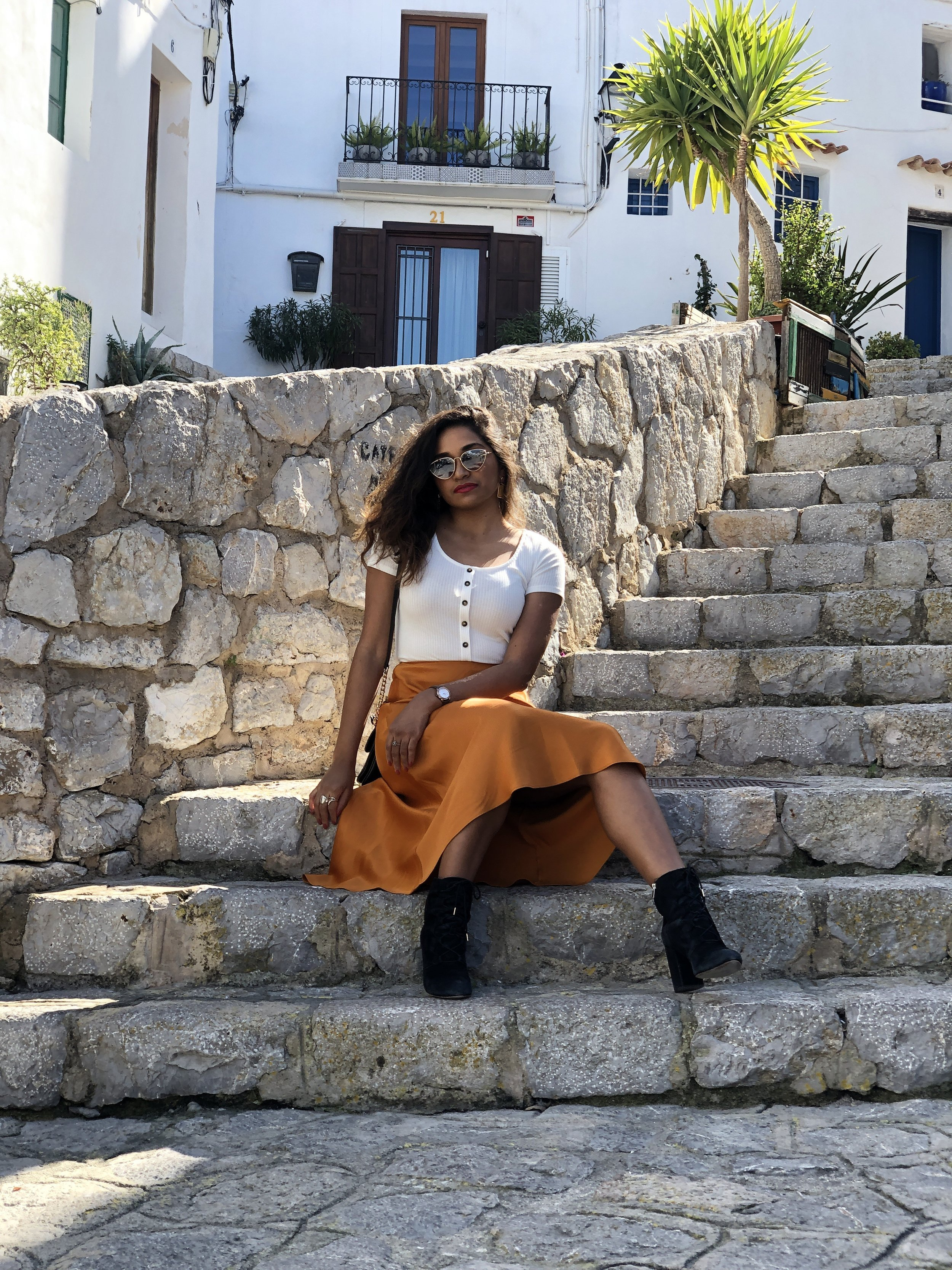 afro latina in spain