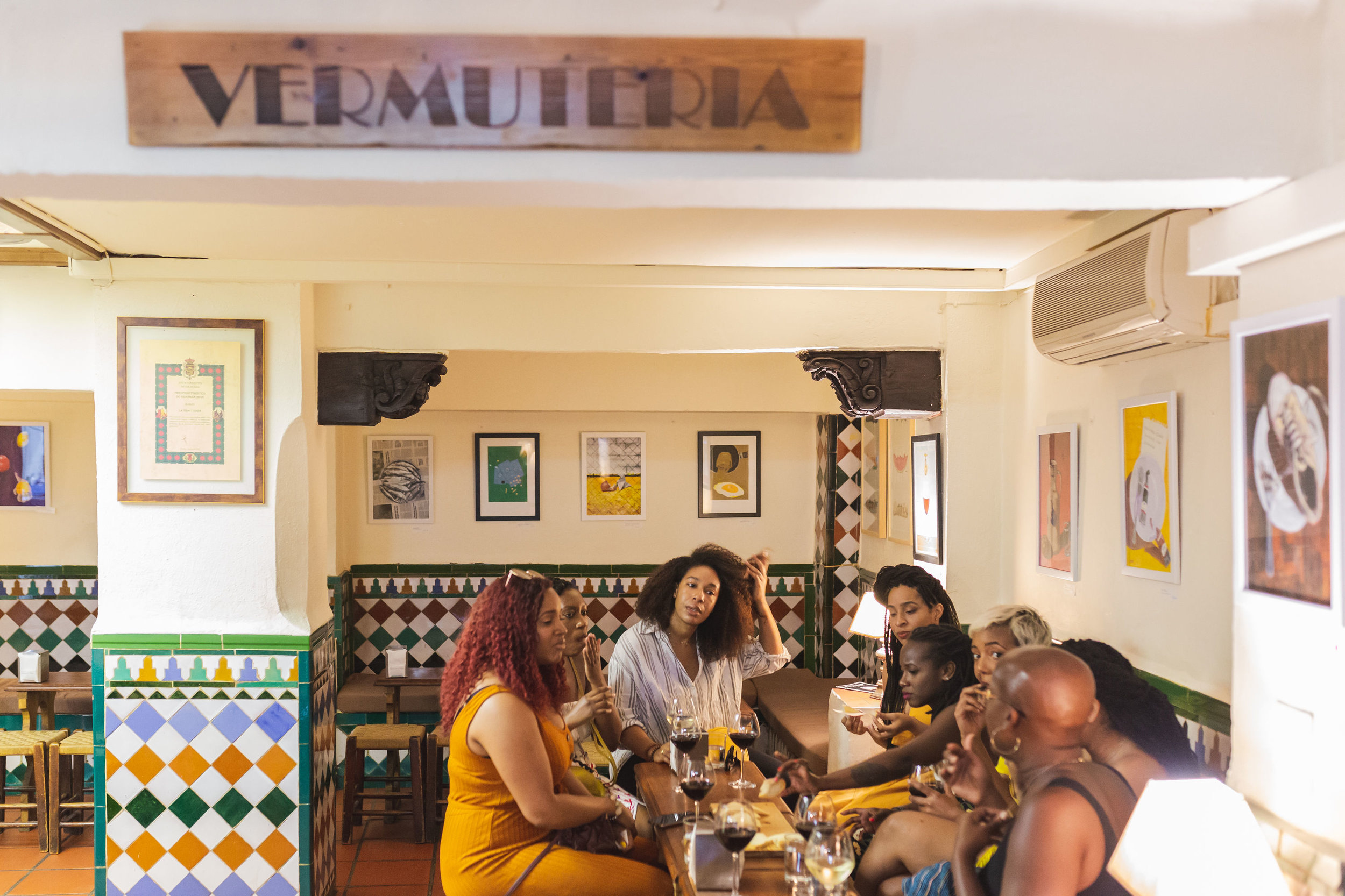 The best tapas experience in Granada