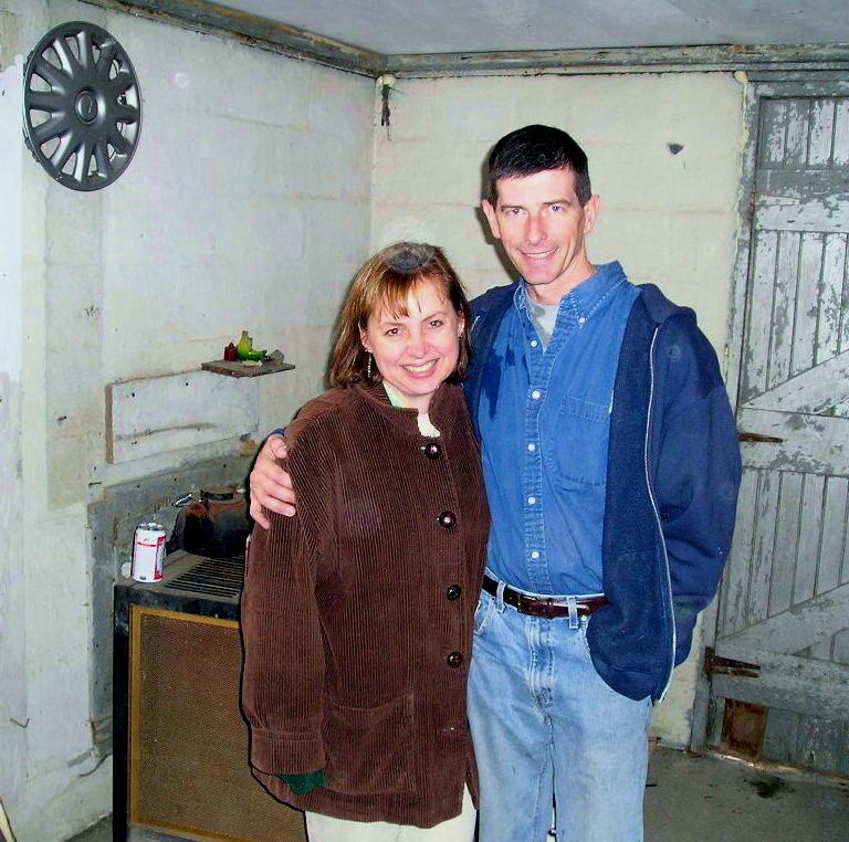 November 2004 - at Garth's, in NY