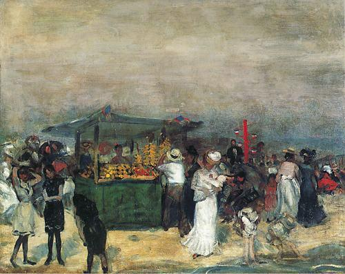 Fruit Stand, 1898