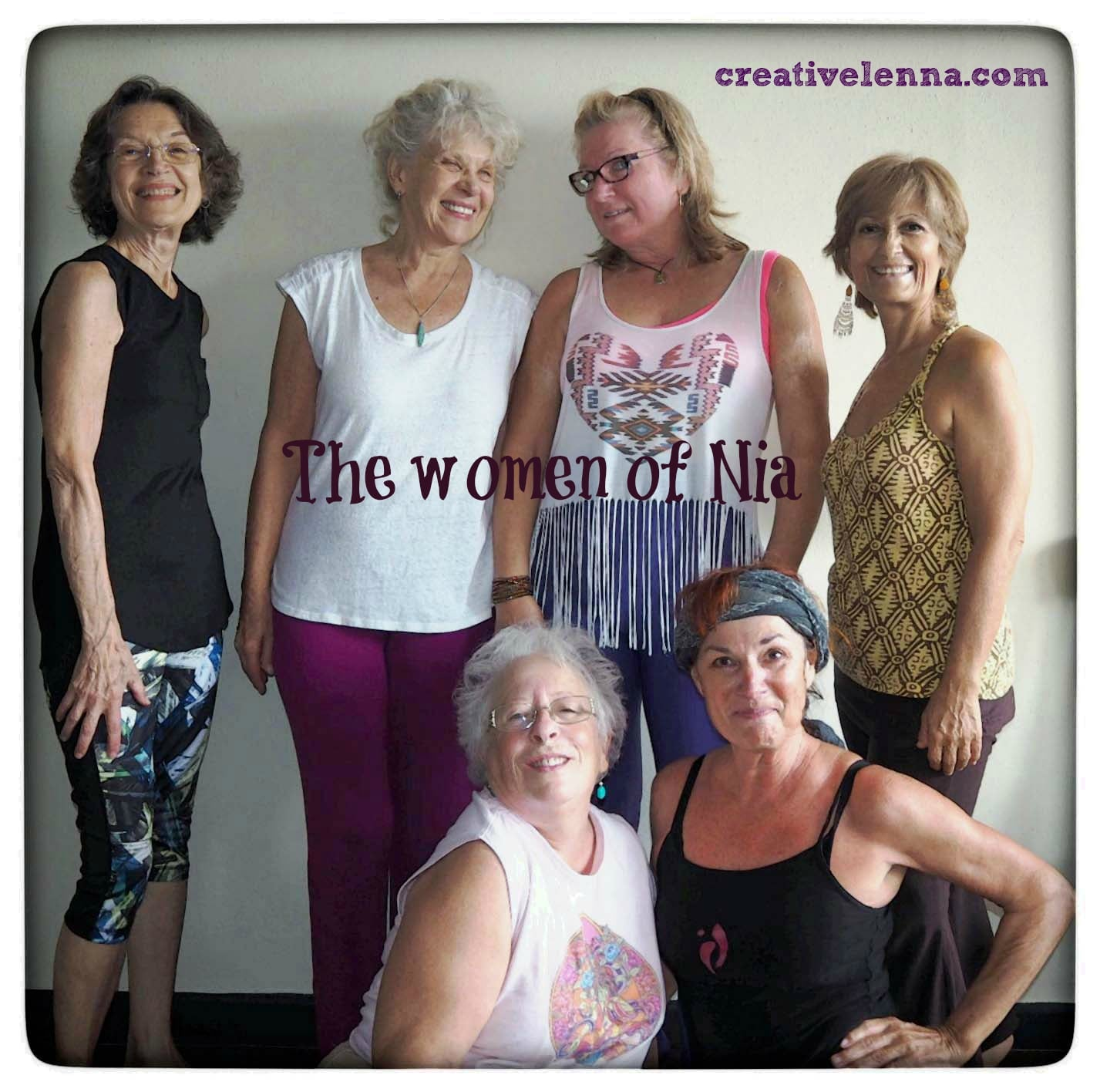 Becky's classes at Wild Ginger!