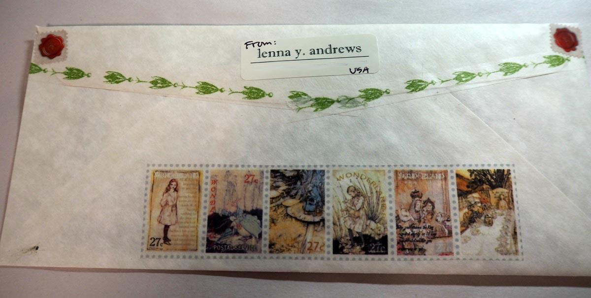 back of the envelope