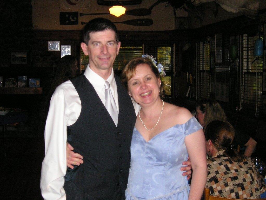 ❤ steve & lenna on June 11, 2005