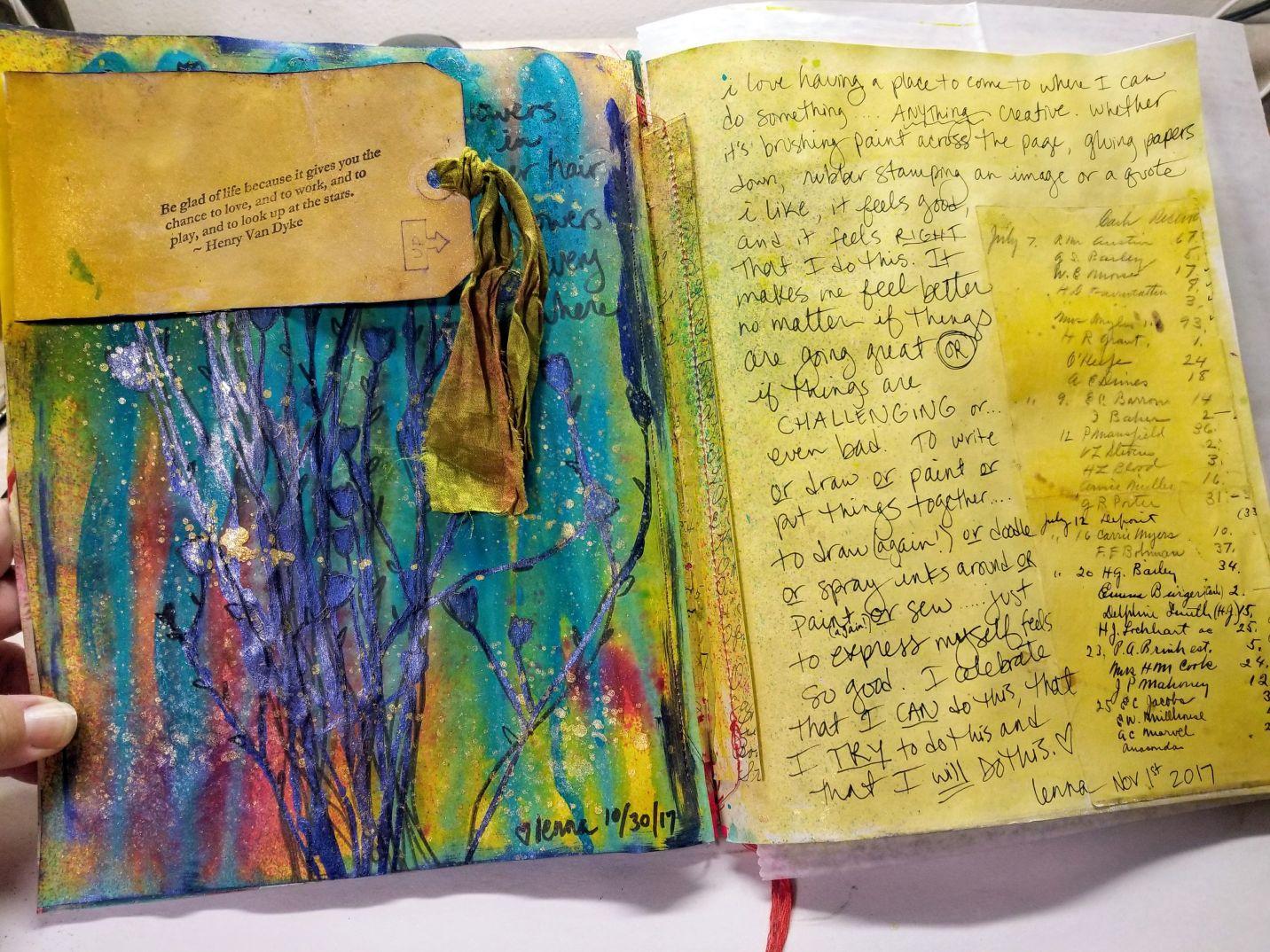 journaling (11-01-17)