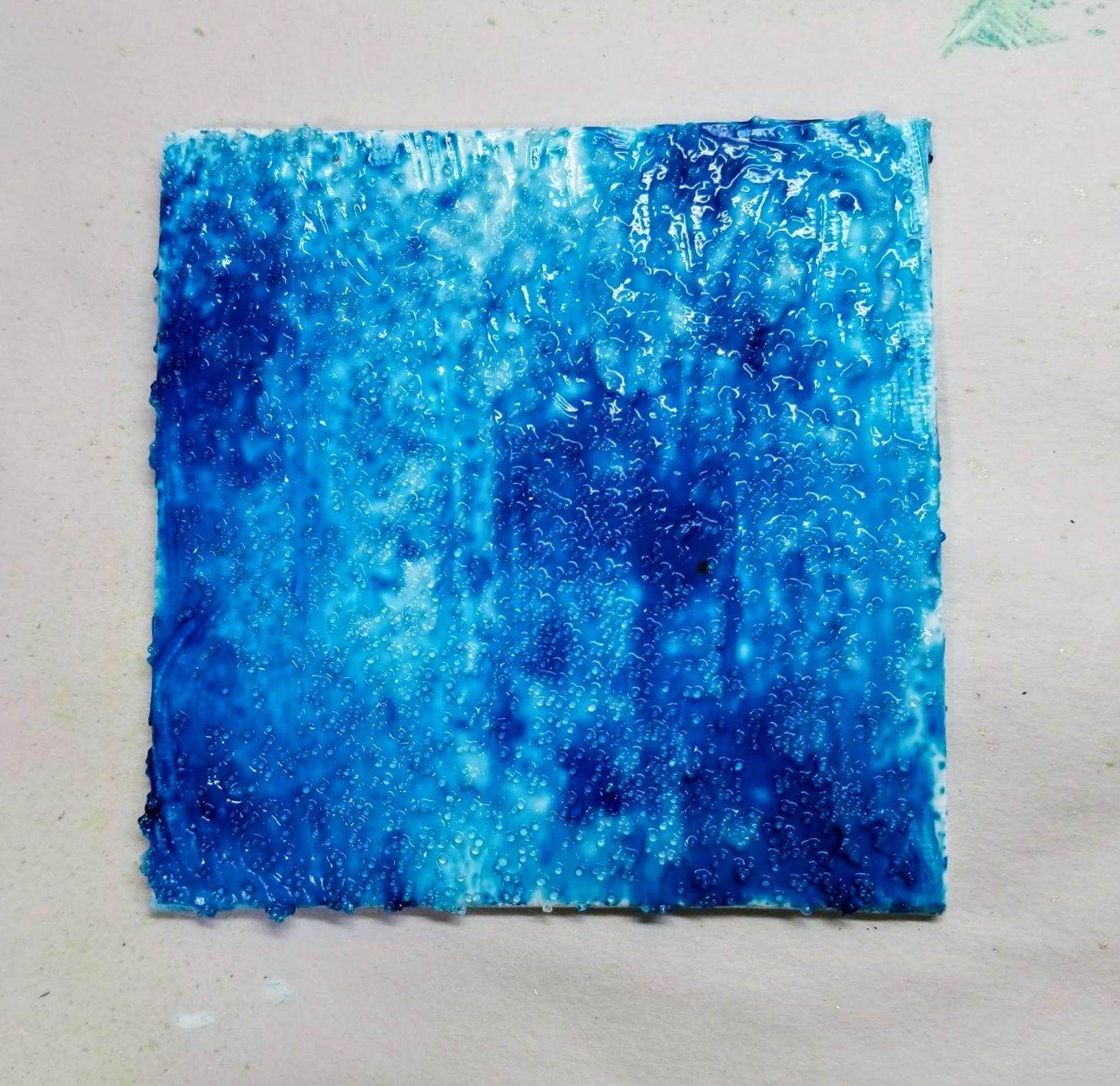 04. wet - glass bead texture