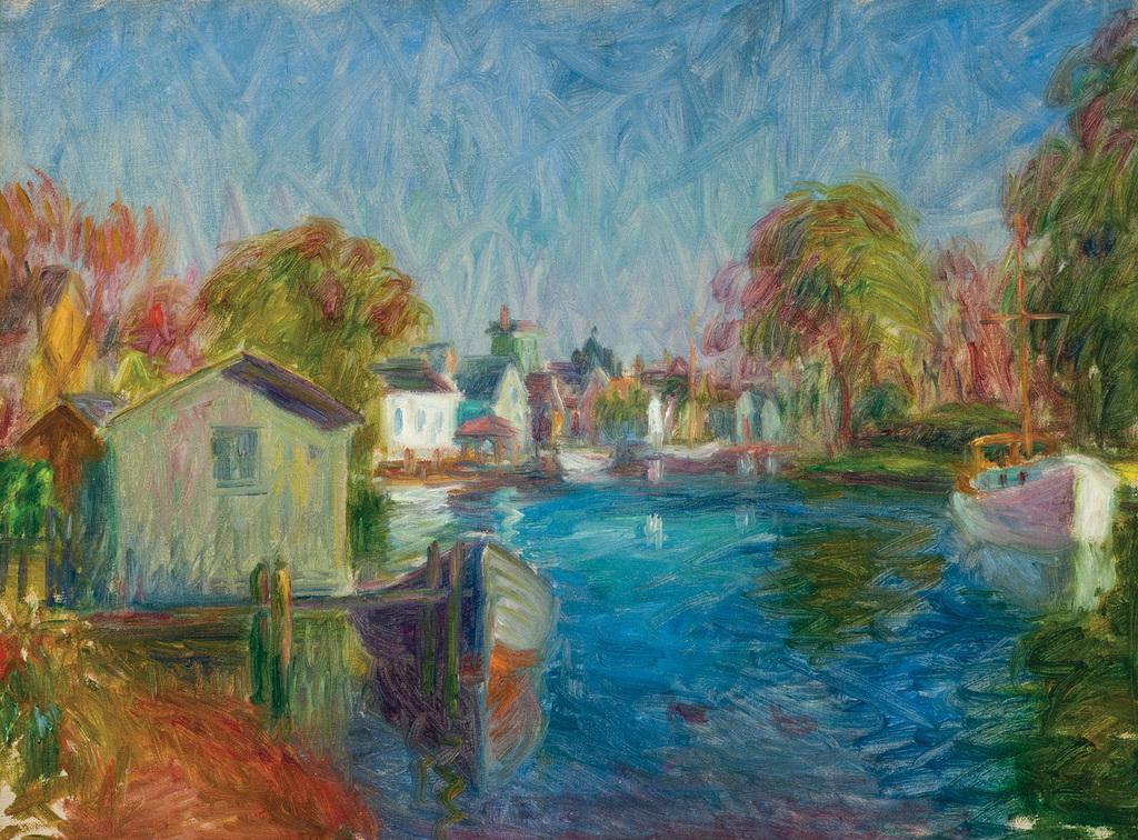 Brewster's Creek, 1924