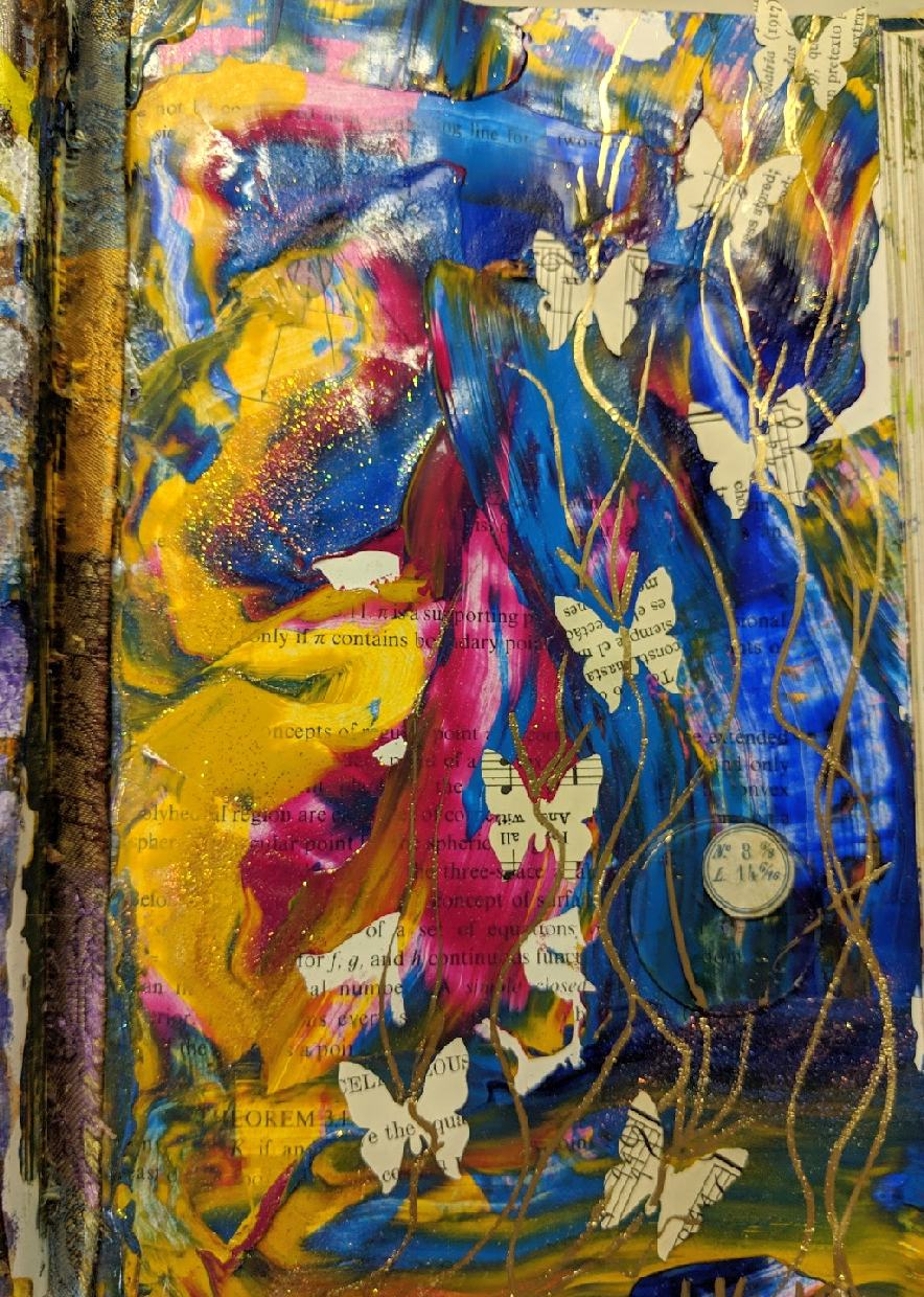 23: Altered Book