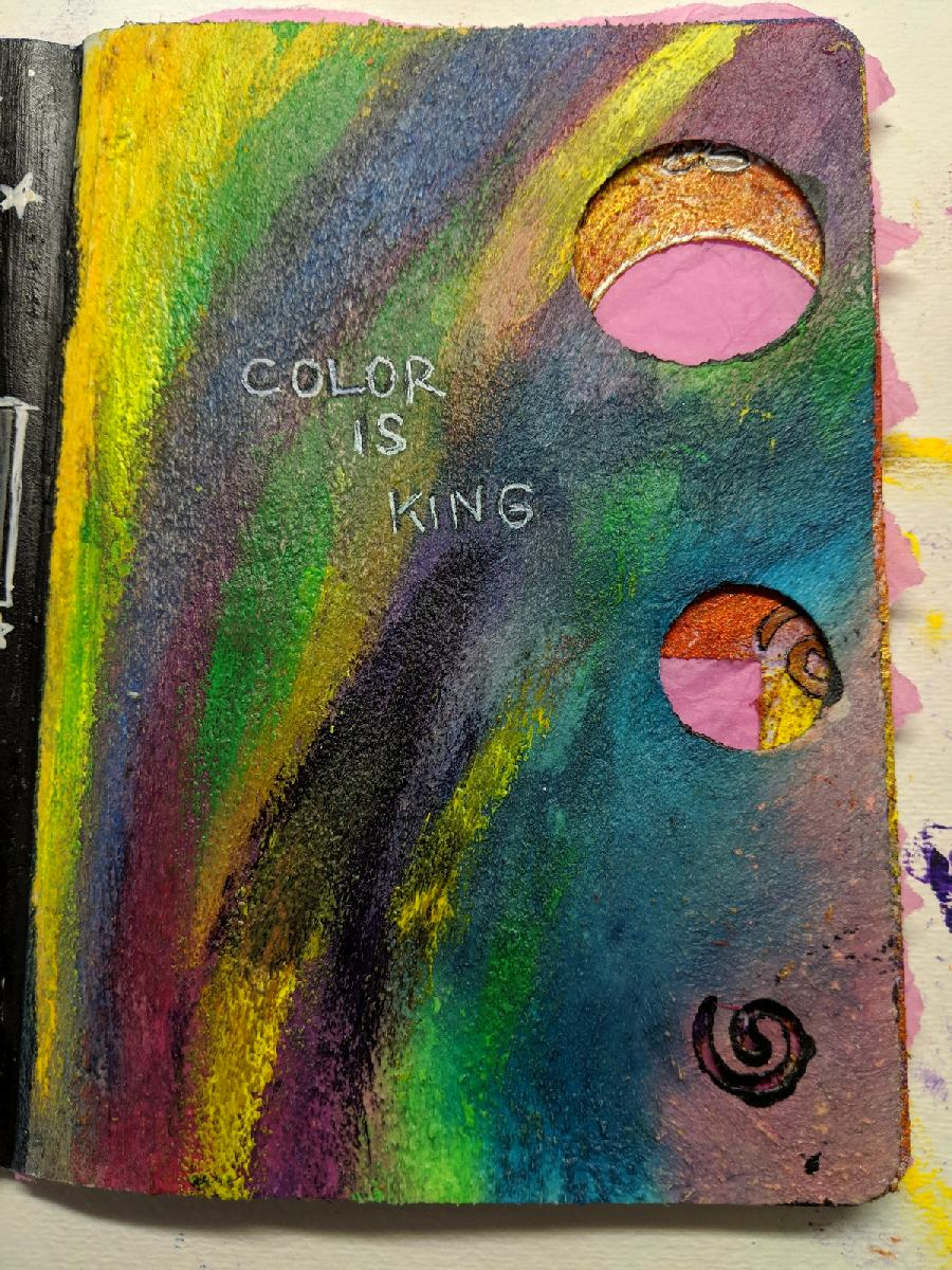34: The Sketchbook Project