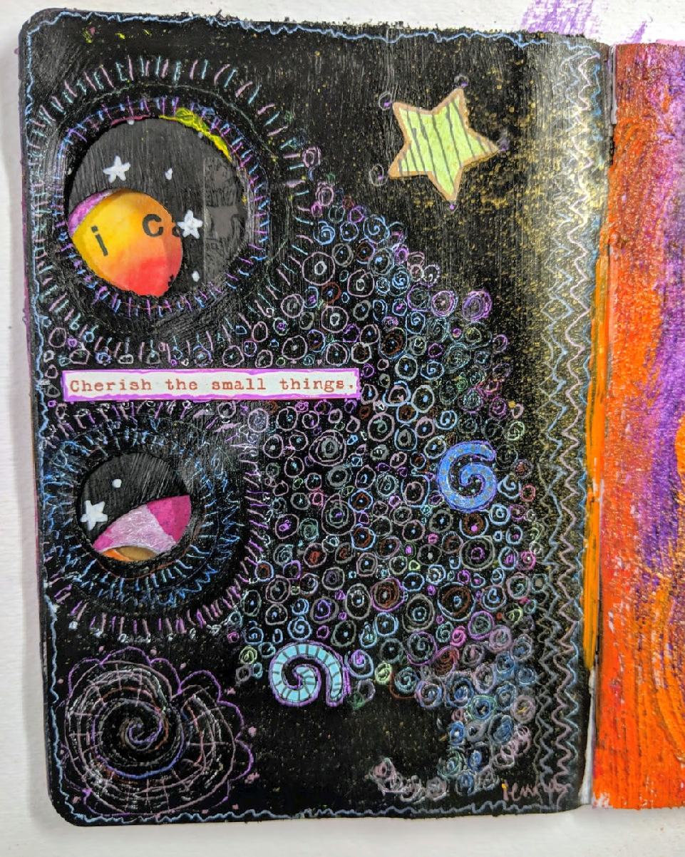 35: The Sketchbook Project