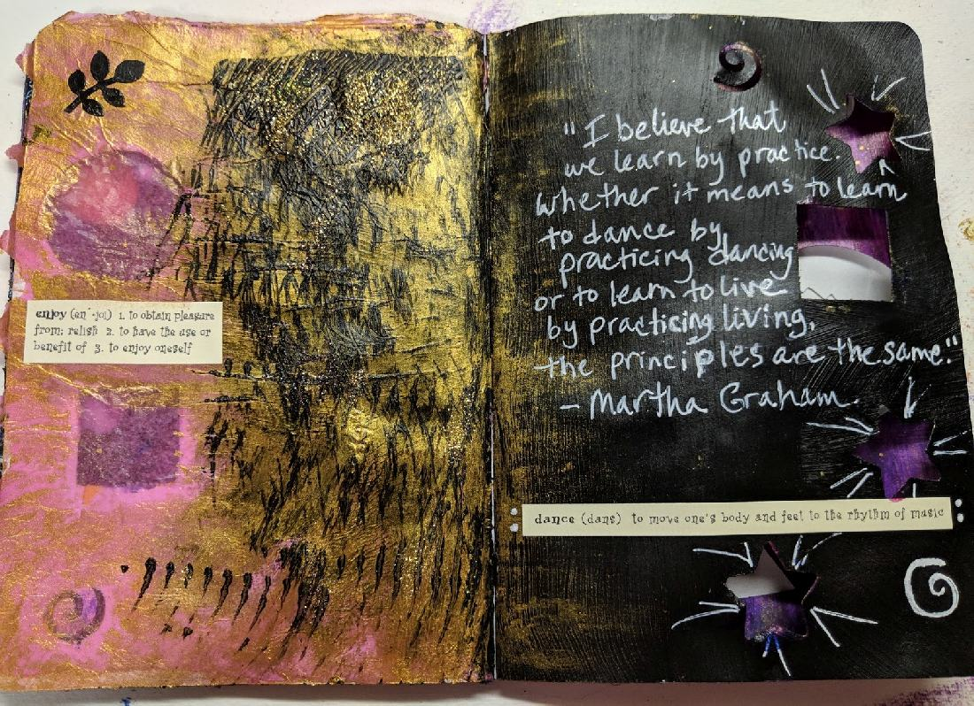 37&38: The Sketchbook Project