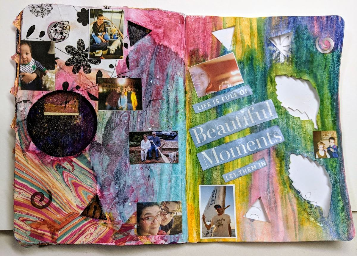 41&42: The Sketchbook Project