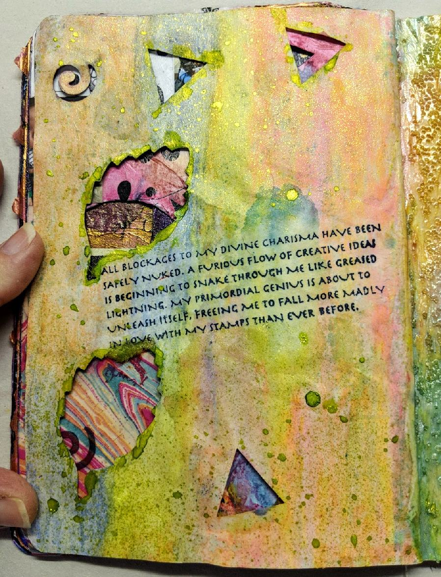 43: The Sketchbook Project