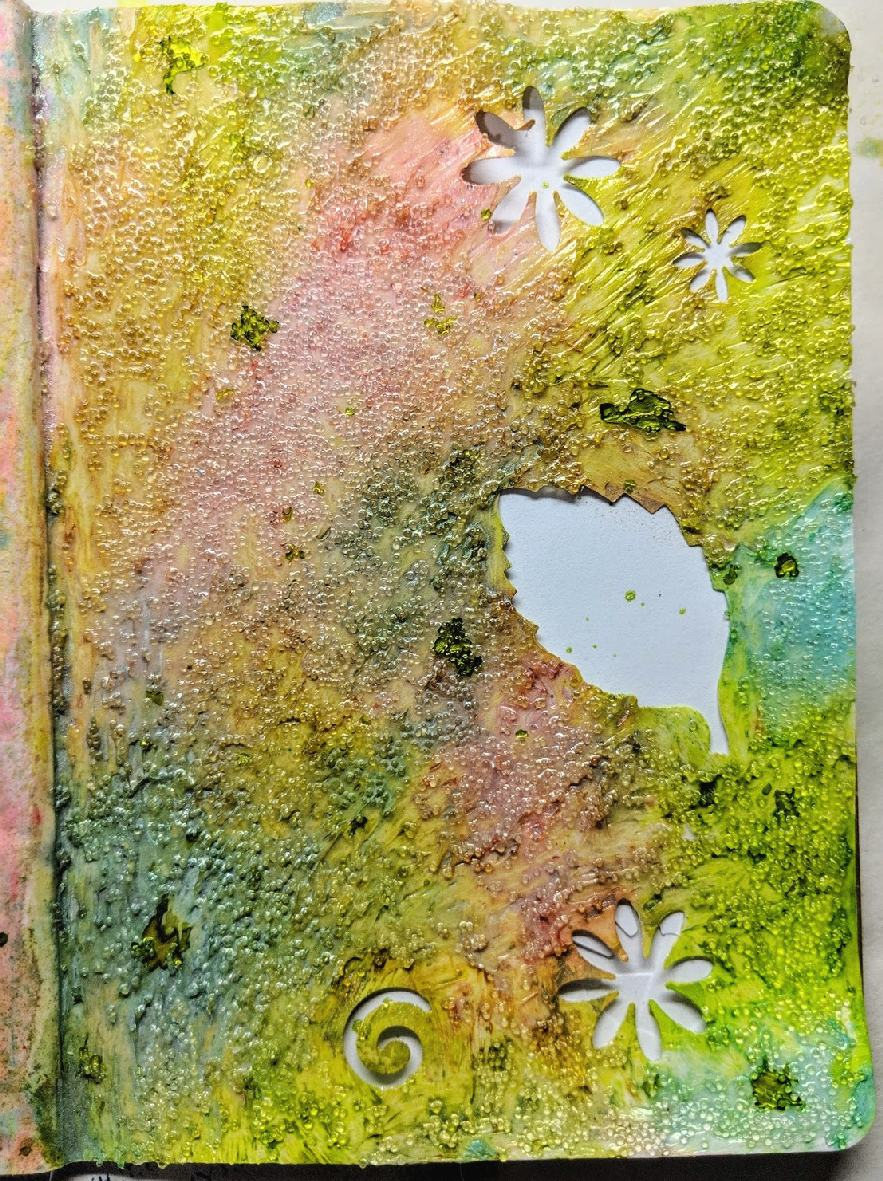 44: The Sketchbook Project