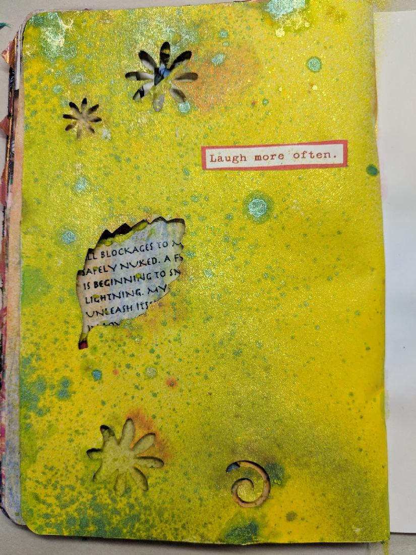 45: The Sketchbook Project