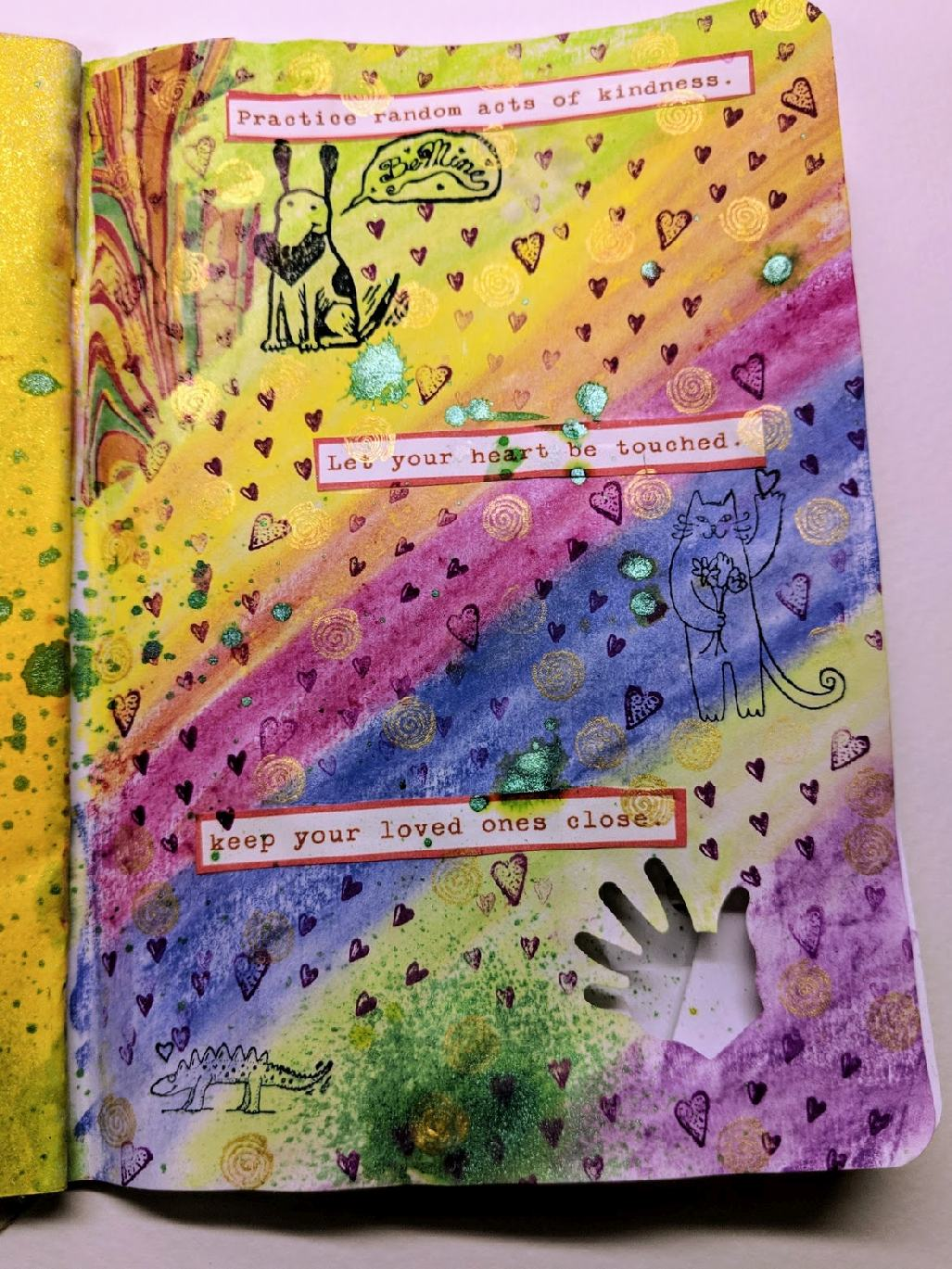 46: The Sketchbook Project
