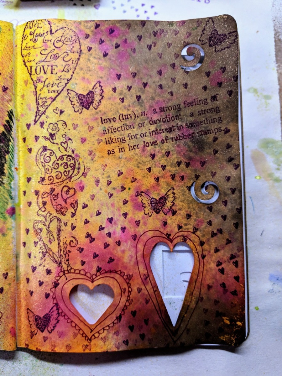 48: The Sketchbook Project