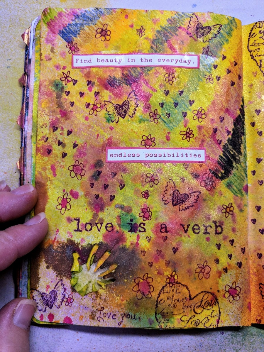 47: The Sketchbook Project
