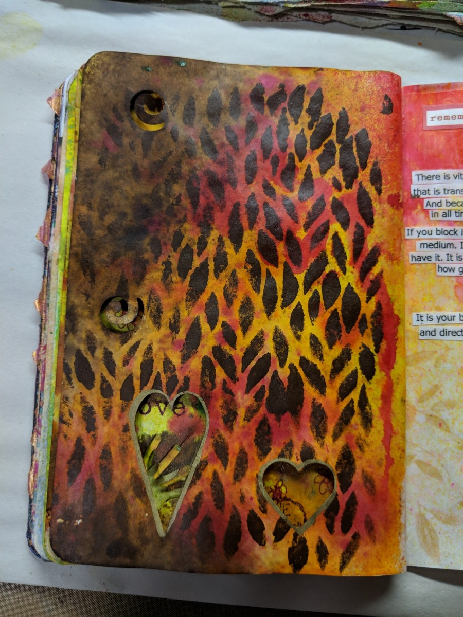 49: The Sketchbook Project