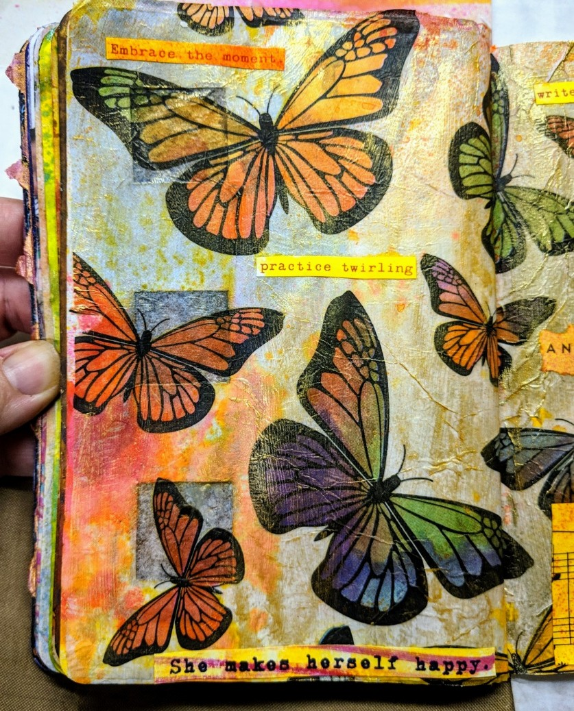 51: The Sketchbook Project