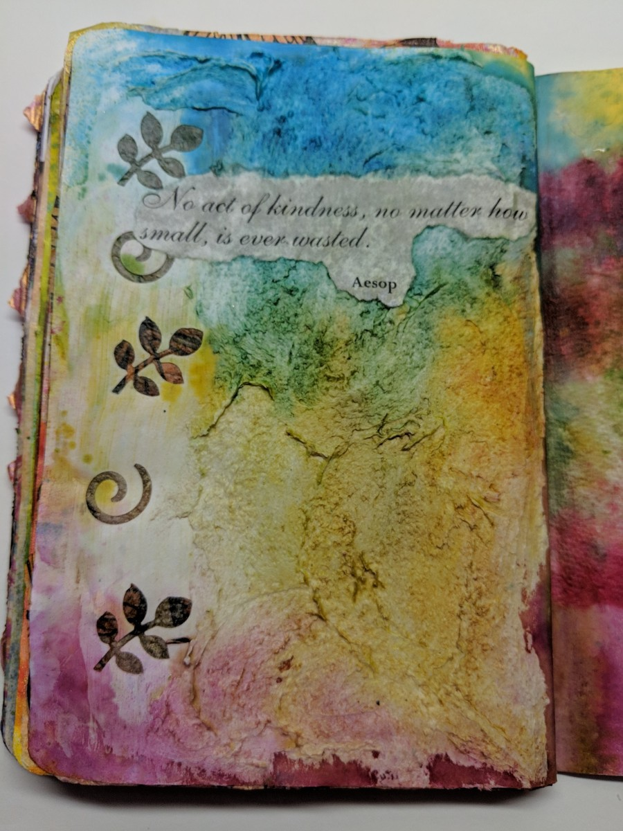 53: The Sketchbook Project