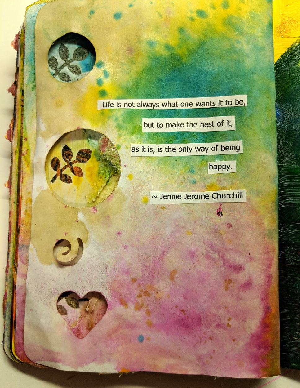 55: The Sketchbook Project
