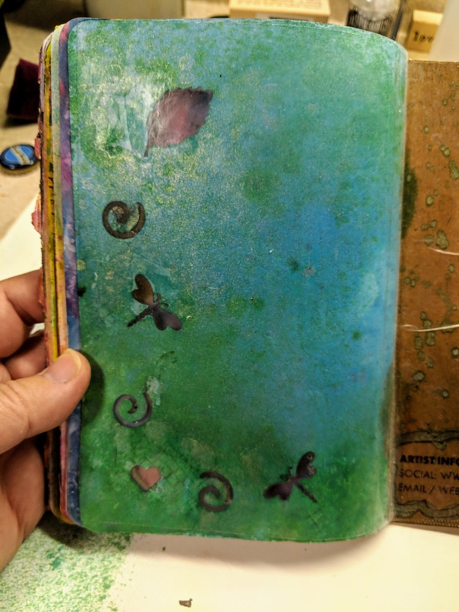 59: The Sketchbook Project