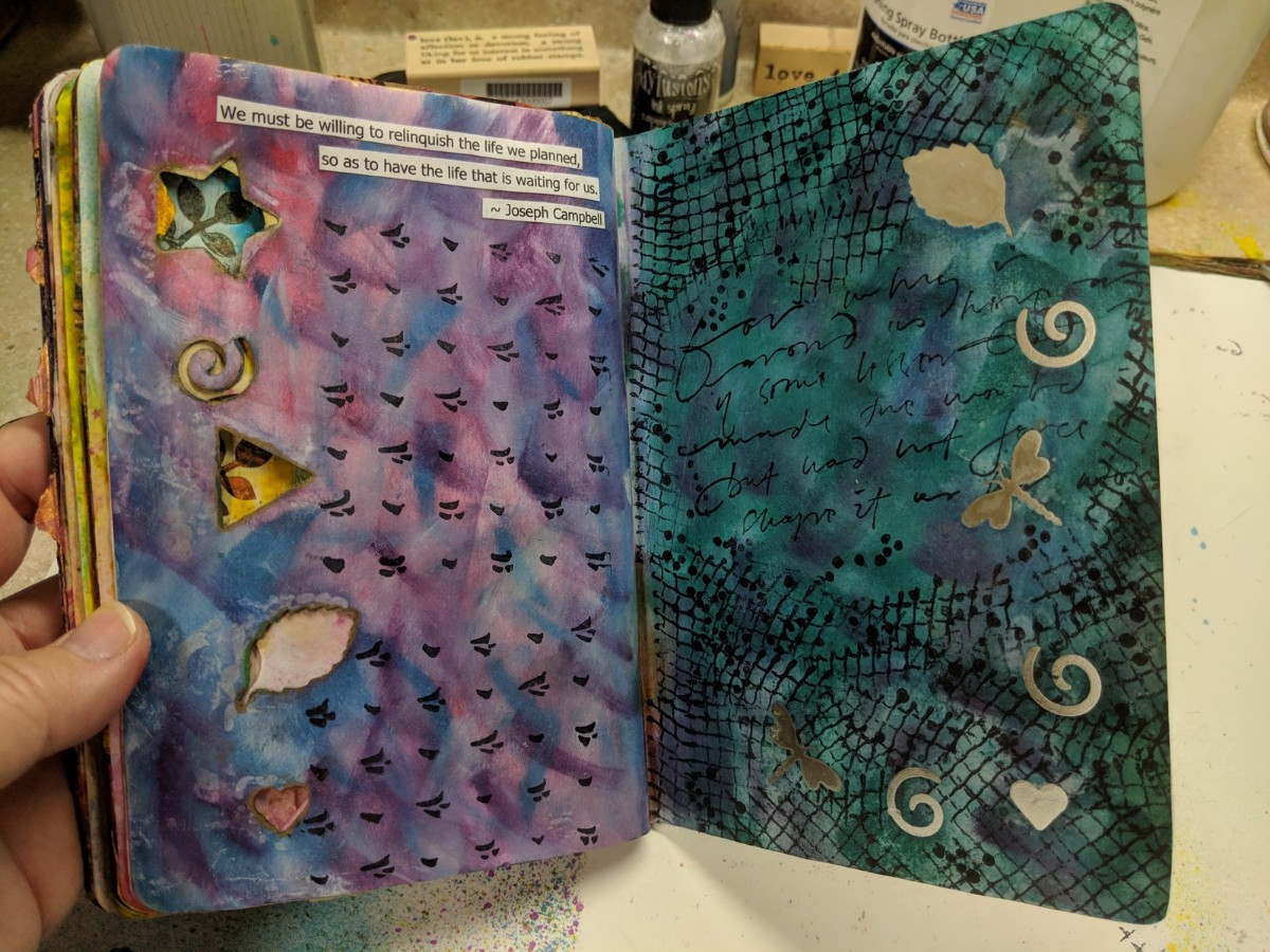 57+58: The Sketchbook Project