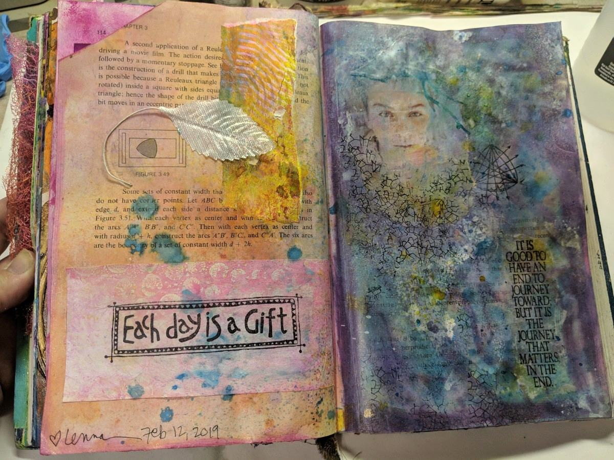 62+63: Altered Book