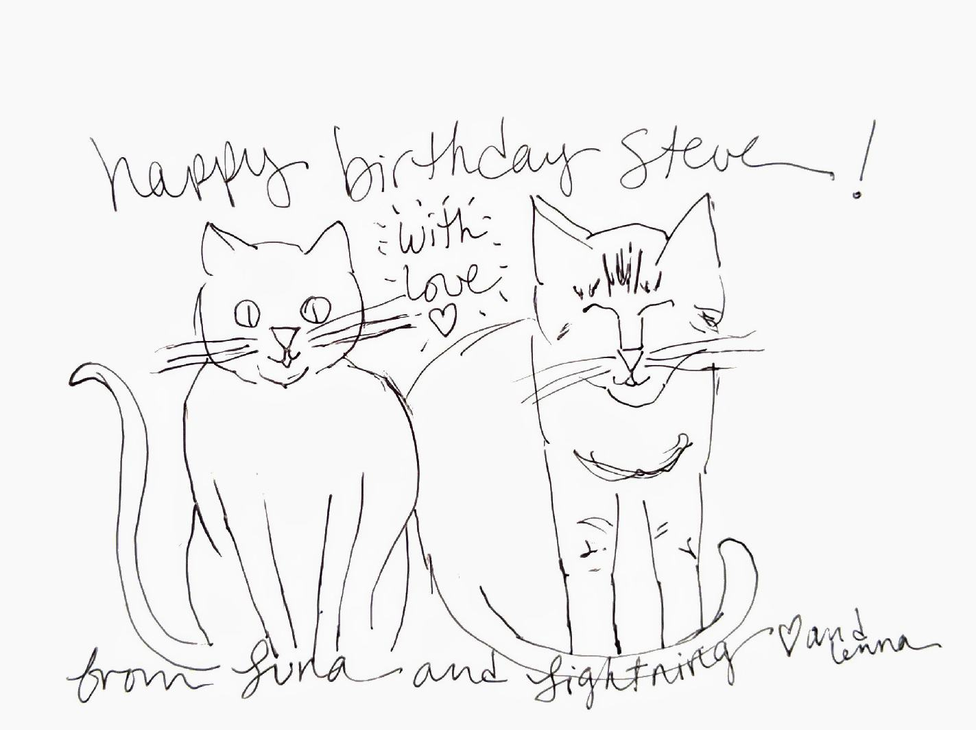 75: Happy Birthday Steve!