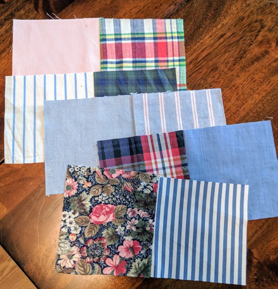 110: sewing the squares