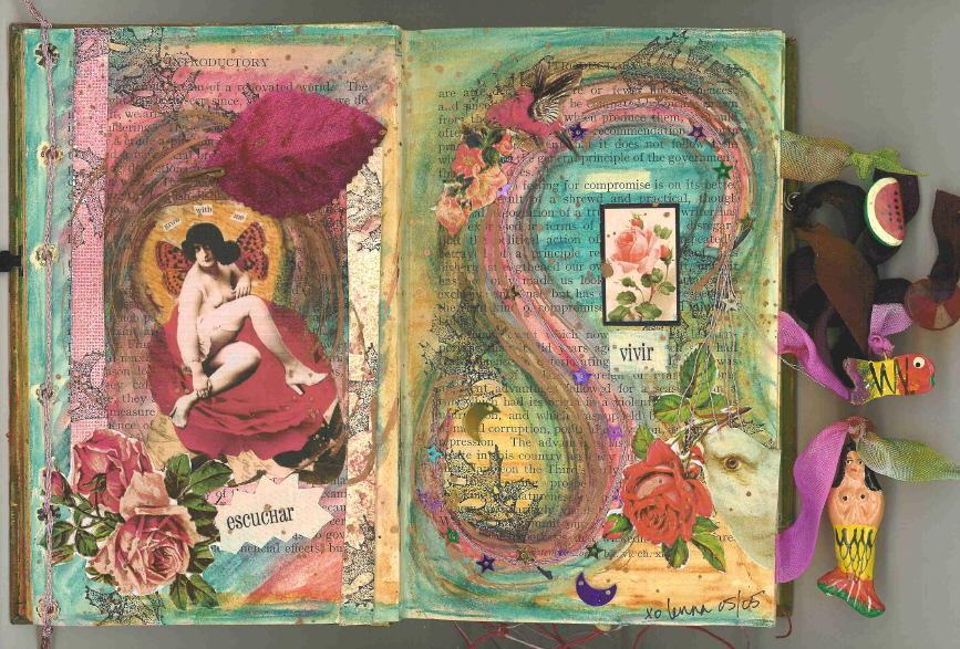 2005: Shauna's Book