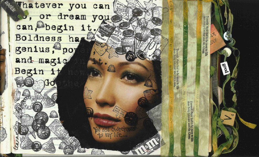 2004: Ann P's book
