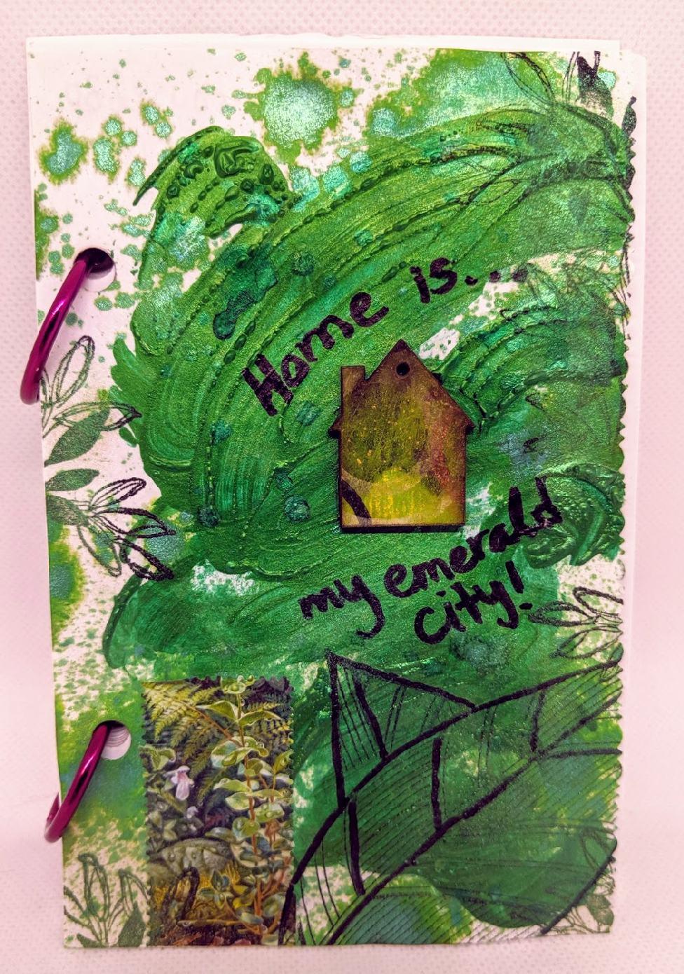 198: Prompt 3 - Emerald