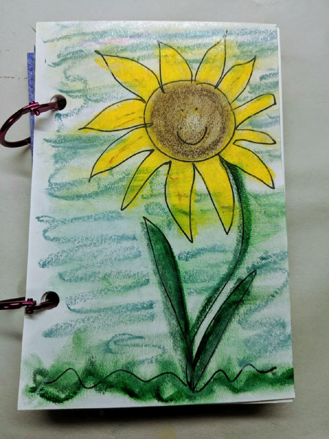 235: Prompt 17 daisy yellow carousel30