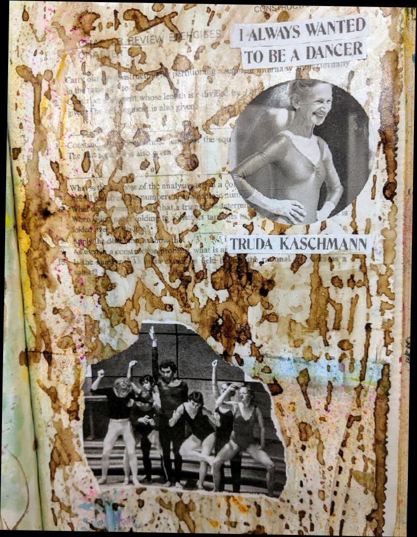 239: 9/100 small steps -Art Journaling
