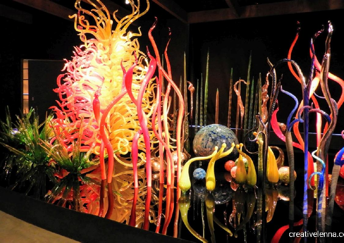 259: photo of Chihuly Collection