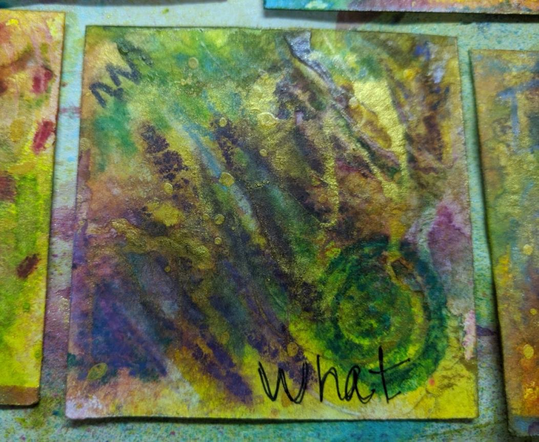 270: 3x3 watercolor card