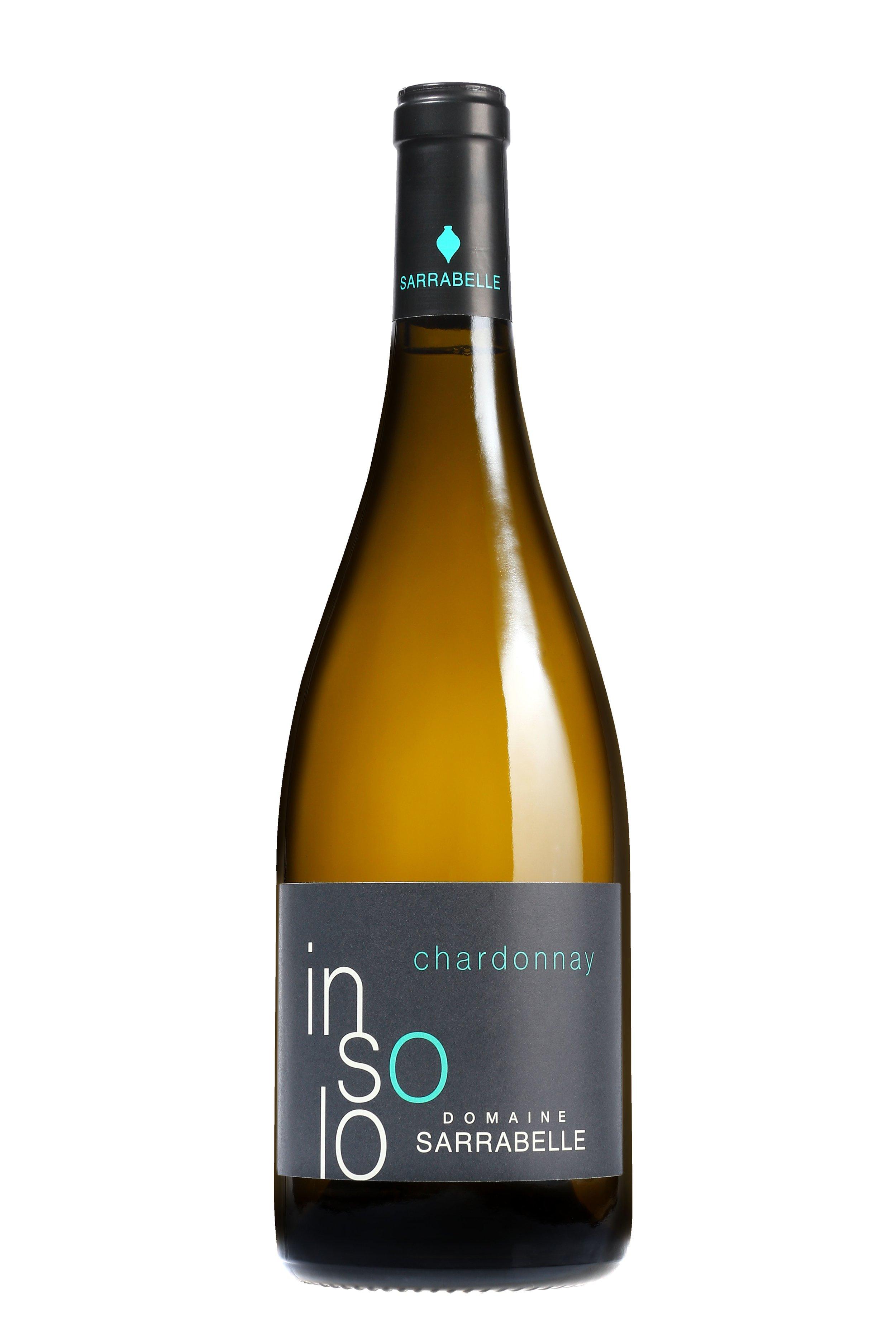 Chardonnay 2018   100 % Chardonnay