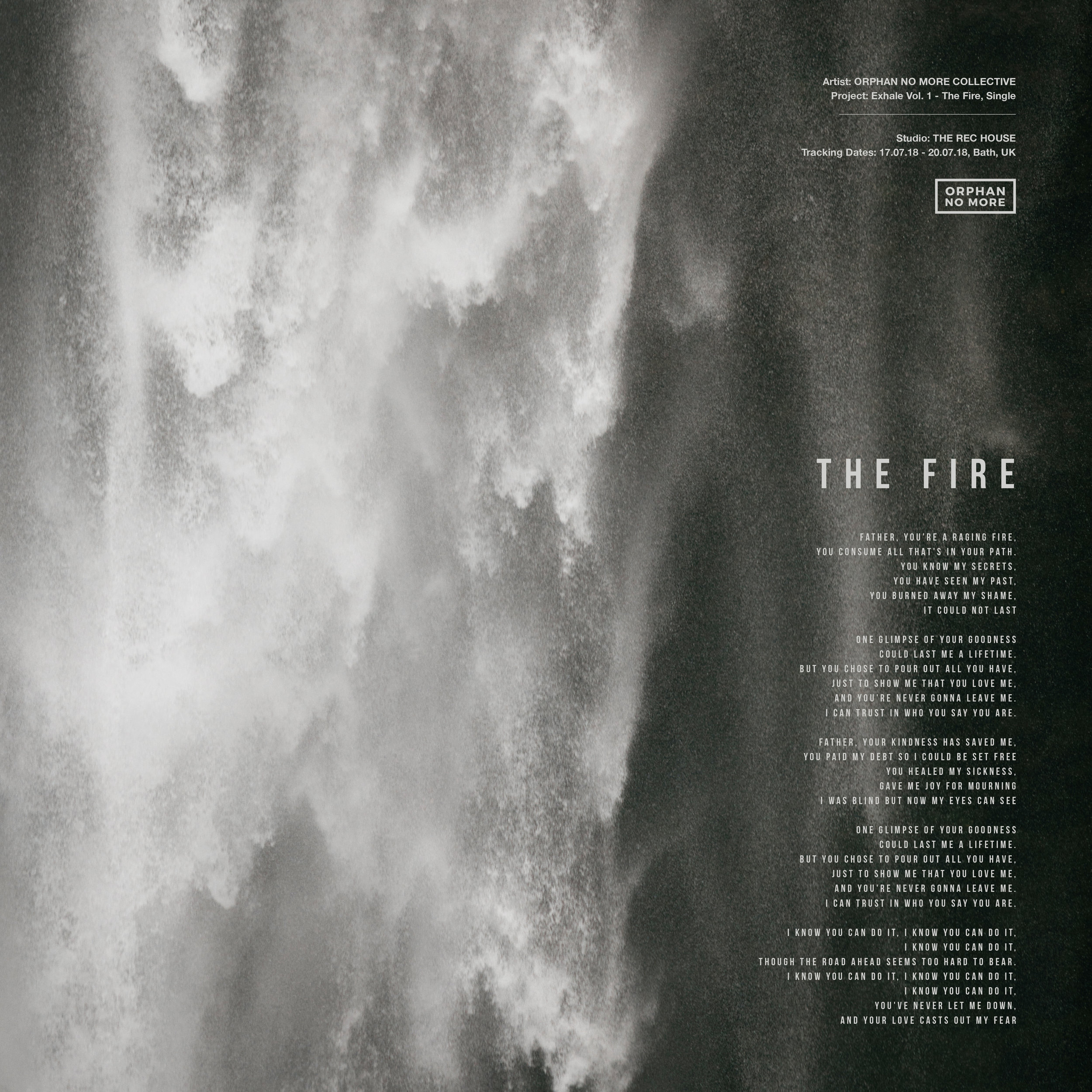 The Fire - Single Cover.jpg