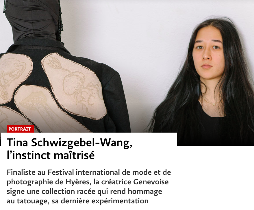 Le Temps - 26 mars 2019