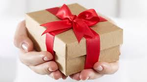 A gift from you to you!