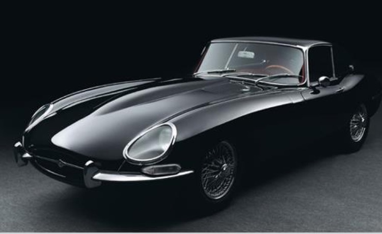 E-type Jaguar 4.2 .A dream !