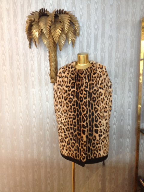 Amazing cape from   KARSTEN BACH