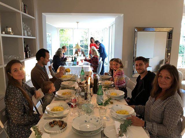 Fabulous family festivities @_melissabrangstrup_ @alfamarie @oliv3rbo05 @anettebrangstrup @bbrangstrup @thenorthjournal @lucacof